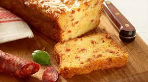 recette de cuisine salé recette cake salé au chorizo recette apéritif recette très