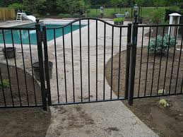 modern fence gate hardware with slideshow for estate gates