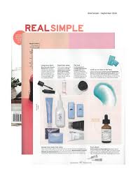 Real Simple Magazine by Real Simple September 2016