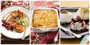 southern thanksgiving dinner recipes menu from a southern