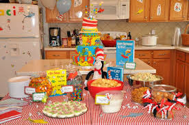 dr seuss party food dr seuss birthday party ideas photo 24 of 87 catch my party