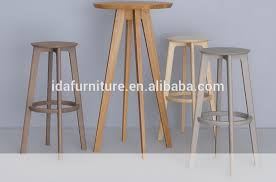wooden high bar table modern bar tables and stools modern solid wood bar table high bar