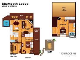 Wilderness Lodge Floor Plan Remodeled 2br 2ba Convenient Location Quie Vrbo