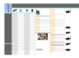 page 2 of toshiba security camera fb 3010hb user guide