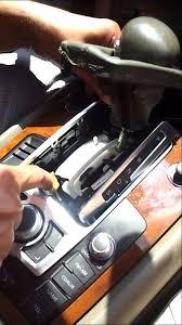 audi q7 2007 2009 mmi control panel removel from audi to fix