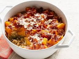 baked farro and butternut squash recipe ina garten food network