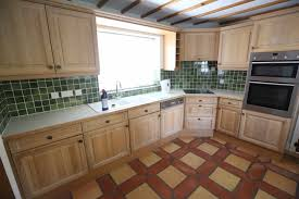 Limed Oak Kitchen Cabinets by Hand Painted Kitchen Swindon Wiltshire Kevin Mapstone