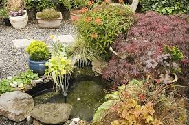 how to build small water features