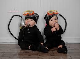 Halloween Supplies Halloween Costumes For Twins U2013 Scuba Divers 365ofpinterest