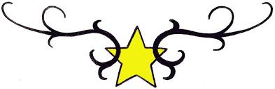 tatto triball bintang 66 tribal star tattoos designs with meanings