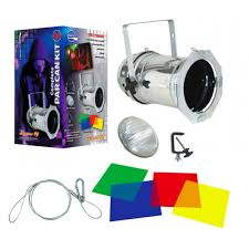 american dj lighting equipment 56 combo aluminum par can package from american dj multi color