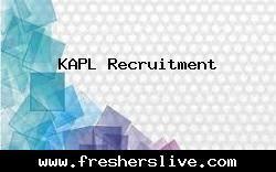 kapl recruitment 2017 apply online 15 job vacancies november 2017