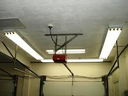 best fluorescent light fixtures garage lighting designs