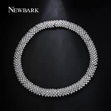 black statement choker necklace images Newbark classic high quality statement choker necklace many clear jpg