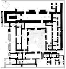 Palace Floor Plans by Nimrud Nw Palace