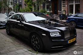 roll royce black rolls royce wraith black badge 30 june 2017 autogespot