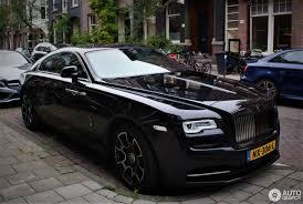 roll royce black rolls royce wraith black badge 30 june 2017 autogespot