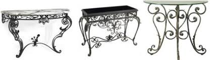 Wrought Iron Console Table Wrought Iron Console Table Medium Size Of Console Iron Console