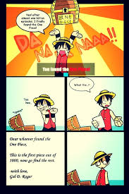 One Piece Memes - luffy finding one piece ahahaha d one piece love