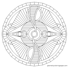 sacred geometry coloring pages virtren com