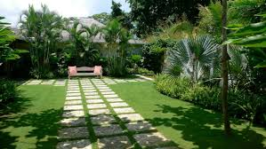 Landscaping Ideas For Big Backyards by Best Garden Ideas Kointk