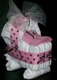baby showers for girl ideas for a girl baby shower white parcel baby crib shape