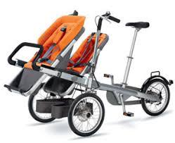 siège vélo é concept innovant vélo poussette taga bikes 2 en 1 pour les parents