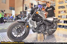honda 500 2017 honda rebel 500 officially launched at art of speed malaysia