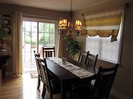 Dining Room Curtain Panels by Grommet Curtains For Sliding Glass Doors Perfect On Sliding Door