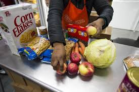 exclusive nyc food pantries low on money need volunteers ny