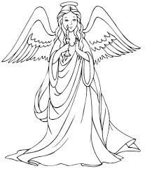 guardian angel catholic coloring page coloring page coloring with