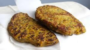 cuisiner les lentilles vertes galettes de patate douce et lentilles vertes recette par rosenoisettes