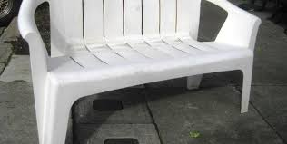 bench outdoor plastic bench affordably garden seats for sale