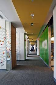 Claremont Group Interiors Ltd Colorful Corporate Office Interior Design By Space Architecture