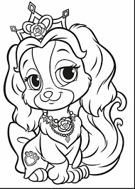 amazing printable coloring pages for kids puppy with pet coloring