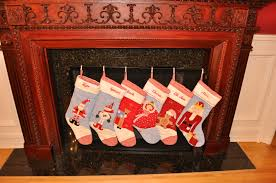 decorating monogram christmas stockings stocking holders for
