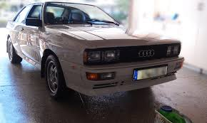 first audi quattro audi u0027s 40 years of the five cylinder engine and the audi quattro