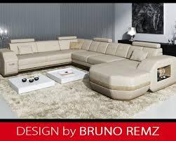 bruno remz sofa bruno remz nürburg design sofa ecksofa eckcouch