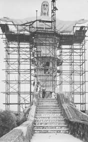 how christ the redeemer was built in fascinating photos daily