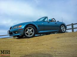 bmw z3 learning the importance of good tires in a bmw z3
