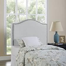Linen Upholstered King Headboard Inspiration Elegant In Linen Upholstered Headboard U2013 Home