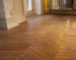 Commercial Hardwood Flooring Ted Todd Chevron Prime European Oak Engineered Wood Commercial