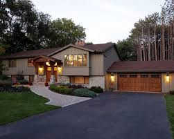 split level front porch designs split level exterior home ideas design photos houzz