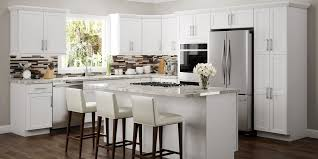 white shaker kitchen base cabinets amesbury white shaker panel rta kitchen cabinets ready to