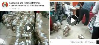 bureau de change commission breaking efcc discovers n400m in an abandoned bureau de change