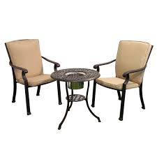 Kensington Bistro Chair Kensington High Table 2 Dining Chairs Outside Edge
