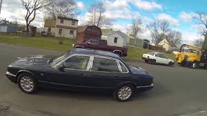 review for 2000 jaguar xj8 4 door sedan test drive youtube