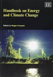 handbook on energy and climate change amazon co uk roger fouquet