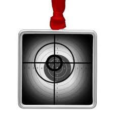 sniper scope ornaments keepsake ornaments zazzle
