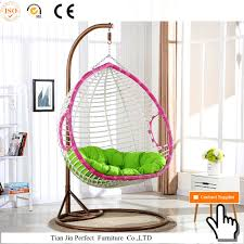 Girls Bedroom Swing Chair Apartments Pleasant Images About Swing Ideas Swings Garden Kids